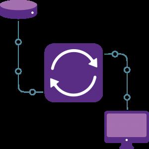 WP Data Sync Starter Plan Graphic